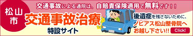 交通事故特設サイトはこちら